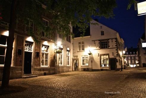 Notturni sulle vie di Maastricht