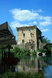 Borghetto - scorcio sul Ponte Visconteo