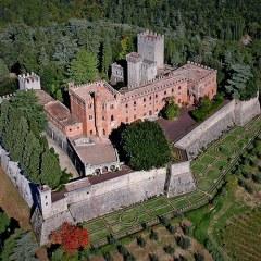 Castello di Brolio – Gaiole in Chianti (Siena)