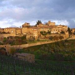 Il Borgo di Montefioralle – Greve in Chianti (Firenze)