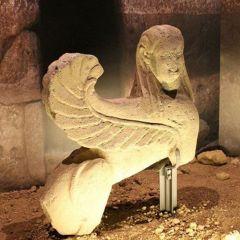 """Mostra """"La Sfinge di Vulci e altri animali fantastici"""" – Sovana (Gr)"""