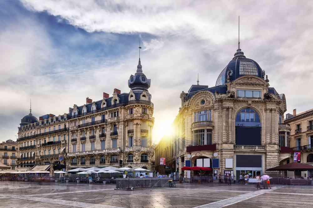 Montpellier 10 cose da fare e da vedere  Viaggianza