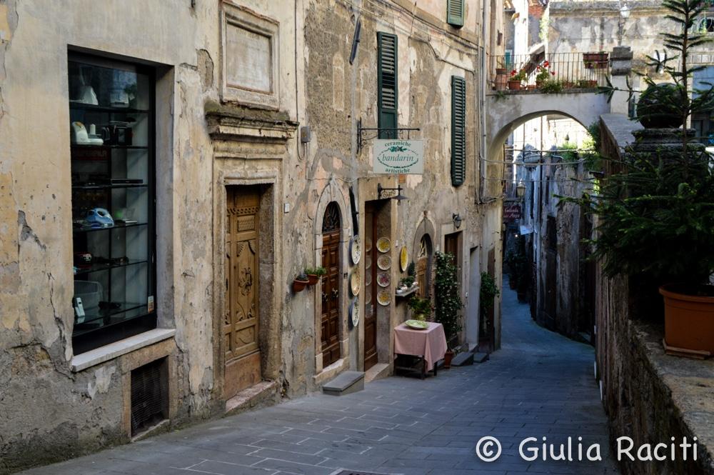 Toscana in moto  Itinerario di viaggio