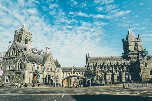 Christ Church Cathedral, Dublino