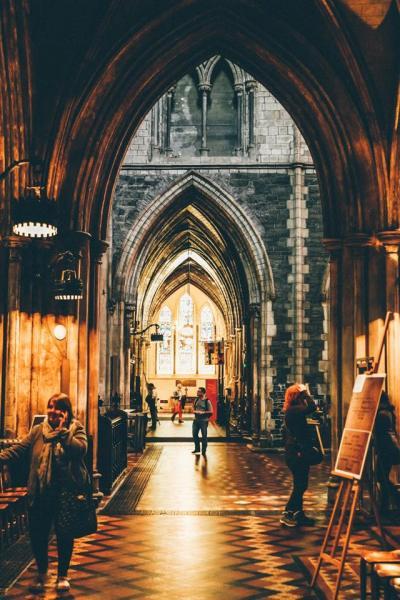 Saint Patrick's Cathedral, Dublino