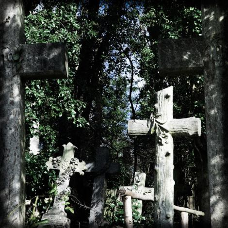 Highgate, cimitero monumentale Londra