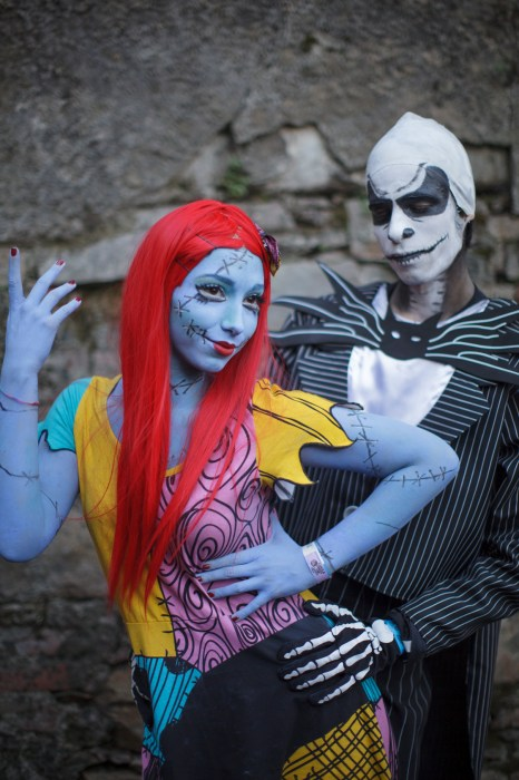 Nightmare before Christmas al Lucca Comics