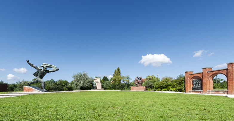 Una panoramica del Memento park