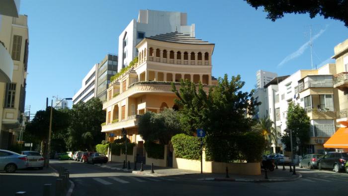 Villa Pagoda Tel Aviv
