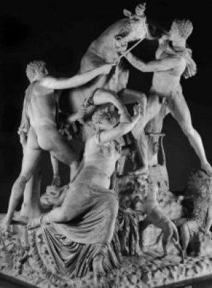 Il Supplizio di Dirce detto Toro Farnese della Collezione Farnese @ MANN