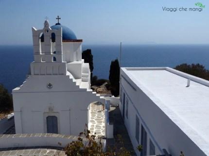 Chiesa di Poulati a sifnos.