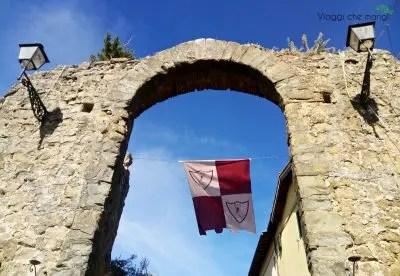 Festa Medioevale di Malmantile, particolare.