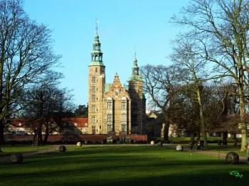 Rosenborg Slot, Copenaghen