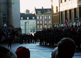 Attesa dei Reali a Christiansborg Slot, Copenaghen