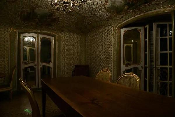 appartamento delle dame al Palazzo reale di genova