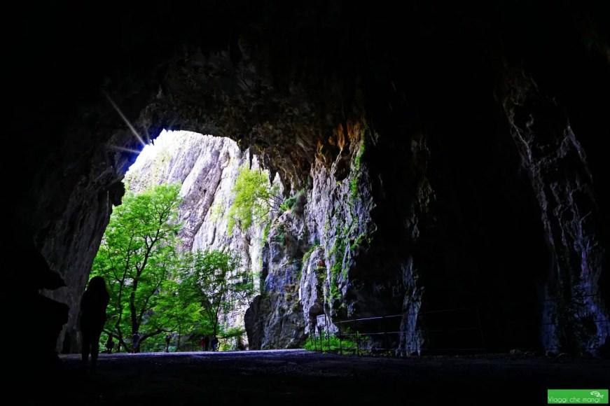 Le grotte di san canziano: le grotte magiche della Slovenia.