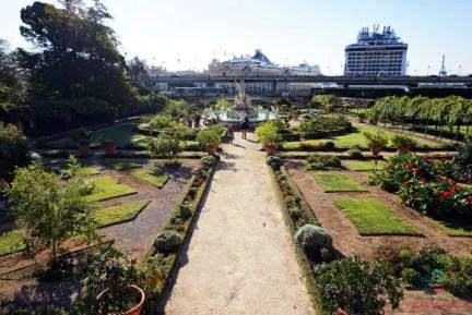 Giardini della Villa del Principe Genova