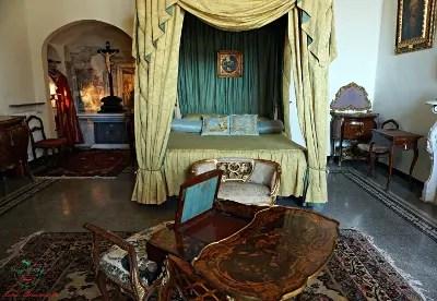 Appartamenti privati, Villa del Principe, Genova
