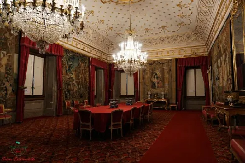Sala da Pranzo, Villa Medicea La Petraia