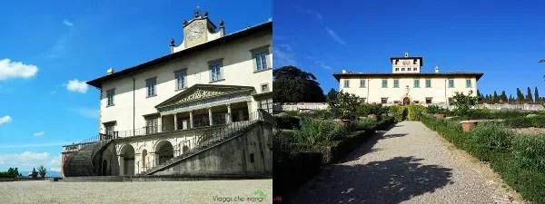 """Immagine di copertina del post """"Visitare una villa medicea"""" del travel blog Viaggi che mangi"""