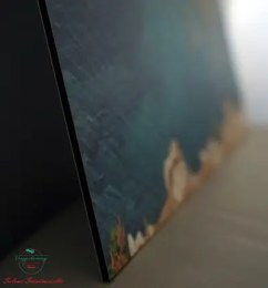 fotoquadro di saal digital dettaglio