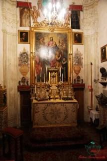 Chiesa del castello di Masino.