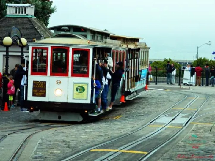 Cable Car, San Francisco mete per il 2018