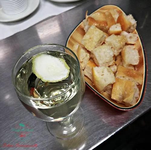 asinello tipico aperitivo genovese