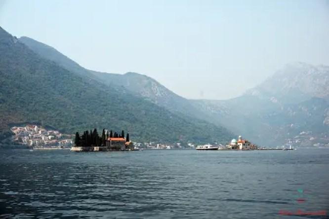 cosa vedere a kotor e nei suoi dintorni: Isola di San Giorgio e dello Scalpello, Perast, Montenegro.