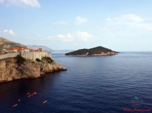 cosa vedere a dubruvnik: l'isola di lokrum