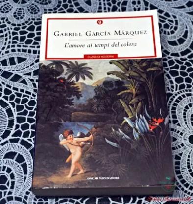 libri che parlano d'amore e di viaggi: gabriel garcia marquez, l'amore ai tempi del colera.