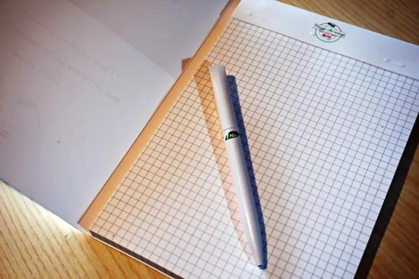 stampare un block notes personalizzato online ti permette di prendere appunti e migliorare il tuo personal branding.
