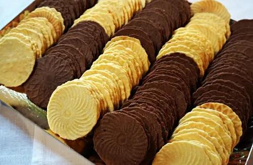 Canestrelli di Poirino, un altro ottimo prodotto tipico piemontese.