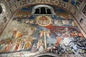 Cosa vedere a Padova in due giorni: I magnifici affreschi della Cappella degli Scrovegni di Padova.