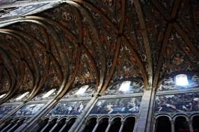 Il duomo di parma è una delle cose da vedere in città per i suoi magnifici affreschi.