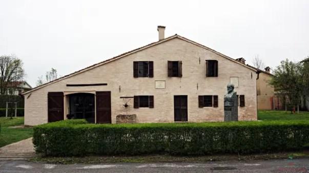 Cosa vedere a Parma e dintorni: Casa natale di Giuseppe Verdi.