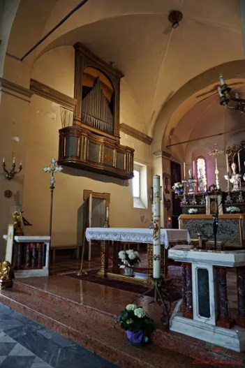 Cosa vedere a Parma e dintorni: la chiesa di san michele arcangelo a roncole verdi.