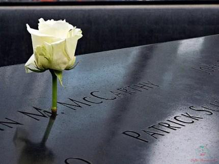 tra le 5 mete da brivido inserisco manhattan e il memoriale dell'11 settembre