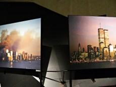 Fotografie prima e dopo l'11 Settembre 2001.