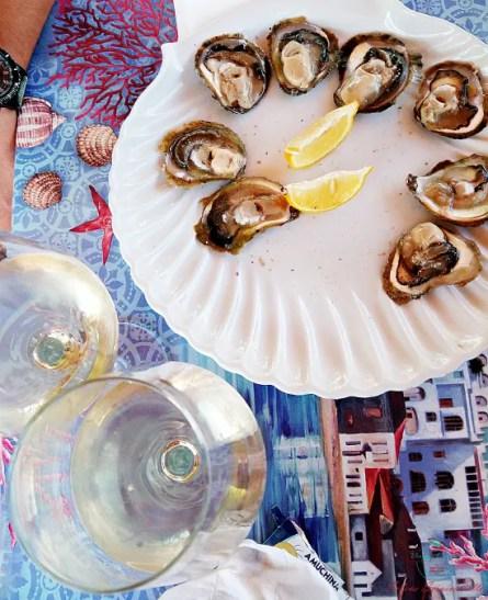 Una cosa da mangiare in croazia sono le ostriche di mali ston.