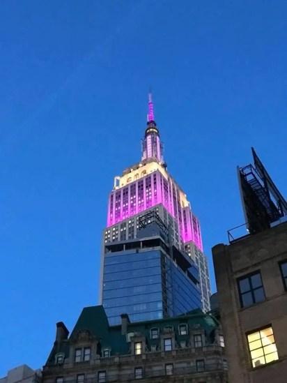 Empire State Building © Rosa Tritto.