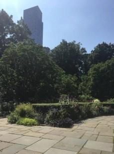 A Central Park ci sono i Conservatory Gardens, non perderli se vuoi visitare West Harlem a New York.