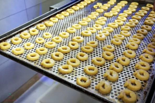 Uno dei prodotti pugliesi da mangiare a Ruvo di Puglia sono i taralli.