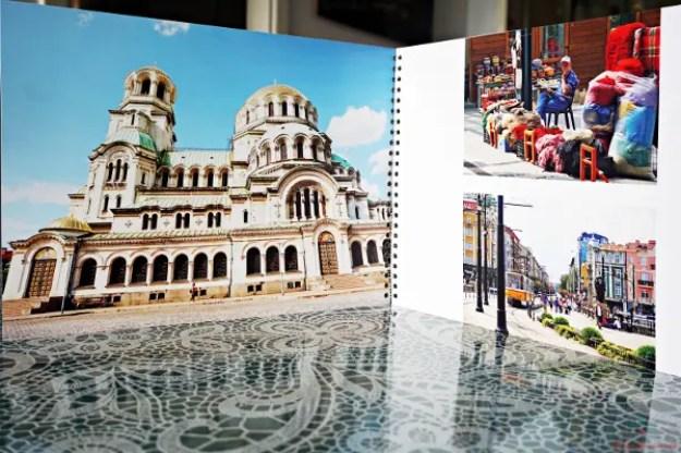 Fotografie stampate su uno degli album fotografici online che si possono stampare con saal digital.