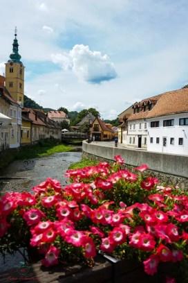 Samobor è un villaggio da visitare nei dintorni di Zagabria.