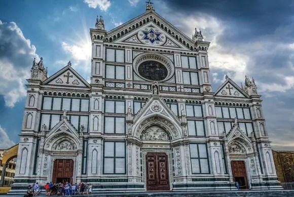 Cosa vedere a Firenze: la Basilica di Santa Croce.