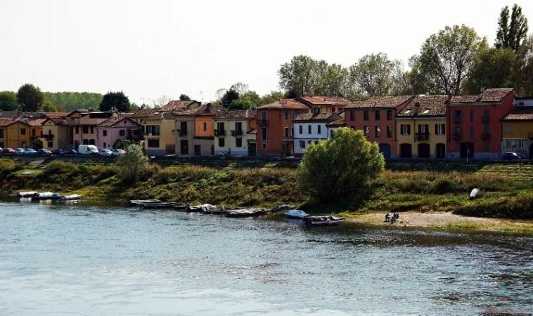 Cosa vedere a Pavia: Borgo Ticino.