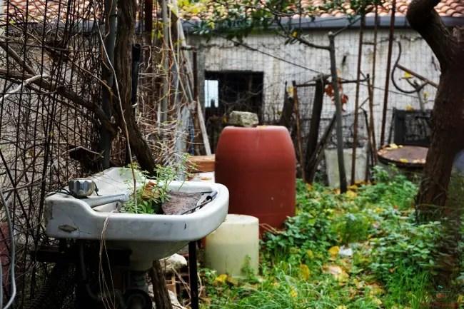 Angoli nascosti tra i vicoli di Carpino.