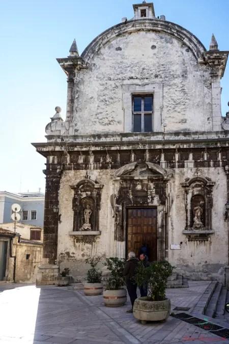 Gargano cosa vedere: La Chiesa di Sant'Eustachio ad Ischitella.