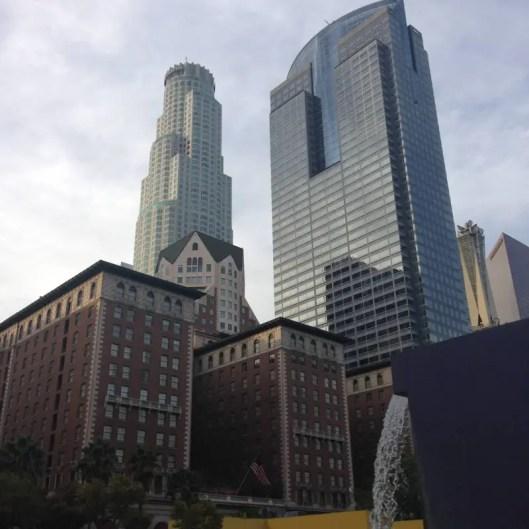 Grattacieli di Los Angeles. © Michelangelo Matteoda